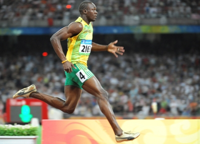 Usain Bolt - Olympics 2008